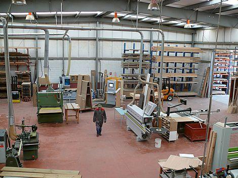 las instalaciones f brica de muebles a medida en cangas