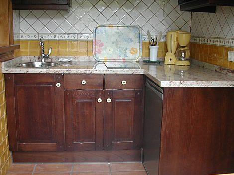 Cocina frente en casta o muebles de cocina frente en casta o muebles recorio cangas de on s asturias - Muebles de cocina asturias ...